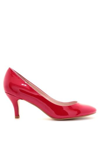 PRODUIT PARFAIT 紅色 漆皮高踭鞋 291F3SH484527FGS_1