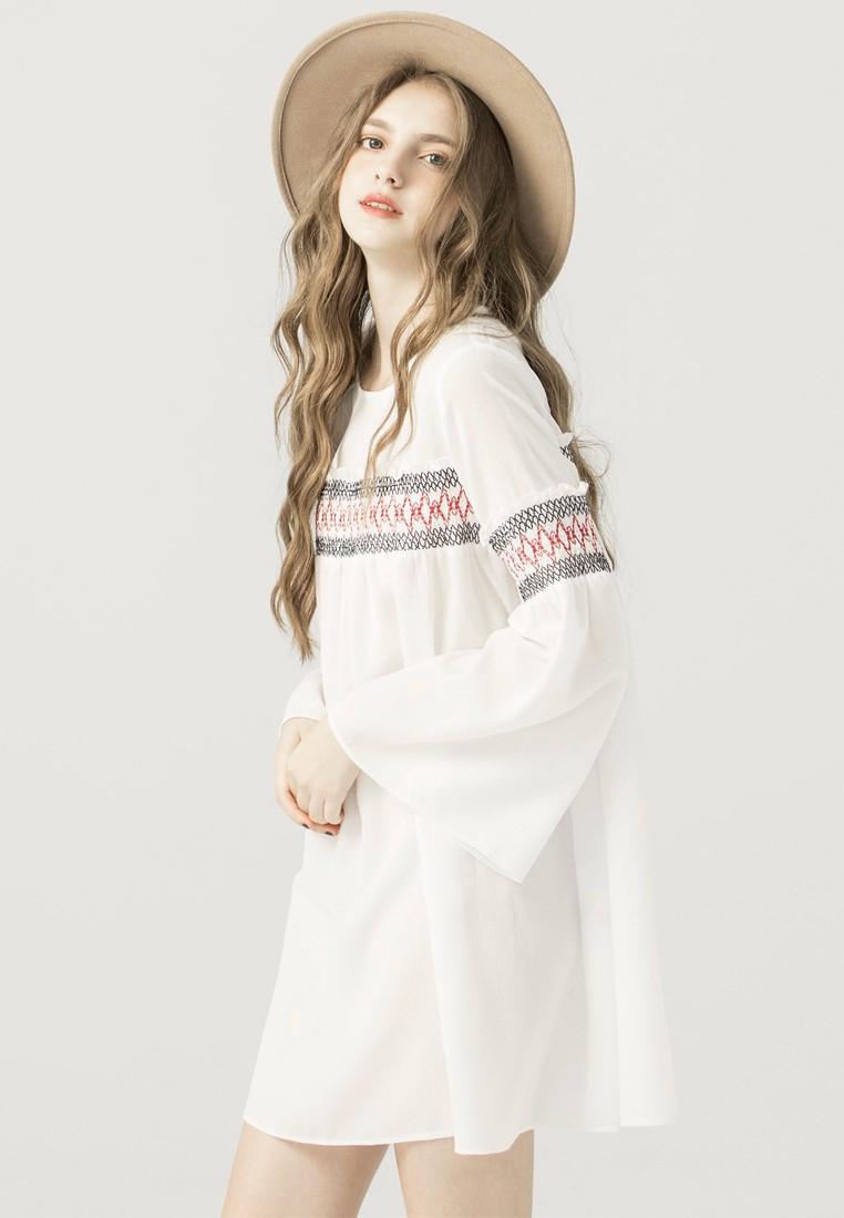 Charmed Bohemian Femme Dress