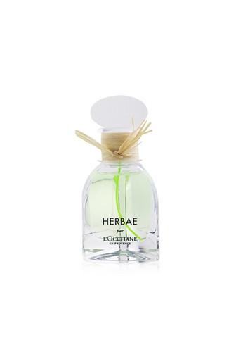 L'Occitane L'OCCITANE - Herbae Par Eau De Parfum Spray 50ml/1.6oz 7D413BE5897345GS_1