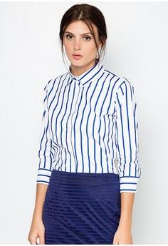 Rachel Quarter Sleeves Top