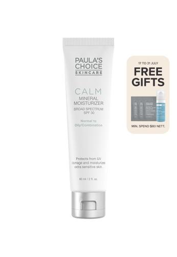 Paula's Choice white Calm Sensitive Daytime Moisturizer SPF 30 (Oily / Combination) EAE82BE2495A5BGS_1