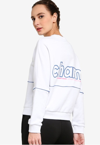 361° white Sports Life Turtleneck Sweater A5F2EAADF3B10CGS_1