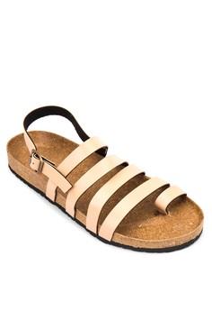 Daniel Multi Strap Sandals