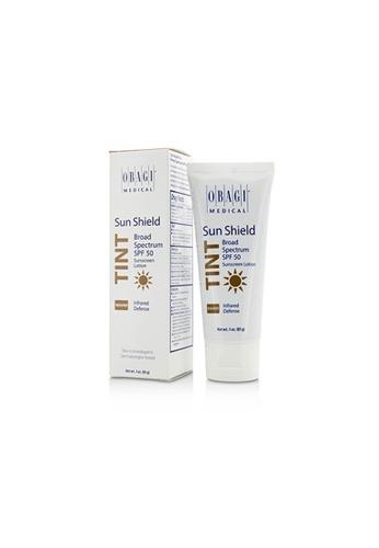 Obagi OBAGI - Sun Shield Tint Broad Spectrum SPF 50 - Warm 85g/3oz AD723BE20BC3D6GS_1