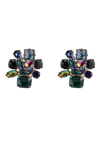 ALDO multi Haaledda Earrings 5FB63ACF330C55GS_1