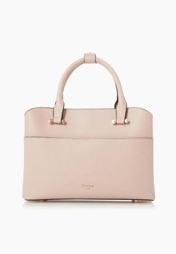 Dune London pink Dune London Dinidaring Women Small Unlined Shopper Bag EBE65AC1B87FFAGS_1