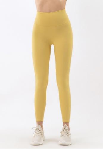 HAPPY FRIDAYS Back Pocket Capri Tights ( No front crotch  line) DSG077 977AEAA266785CGS_1