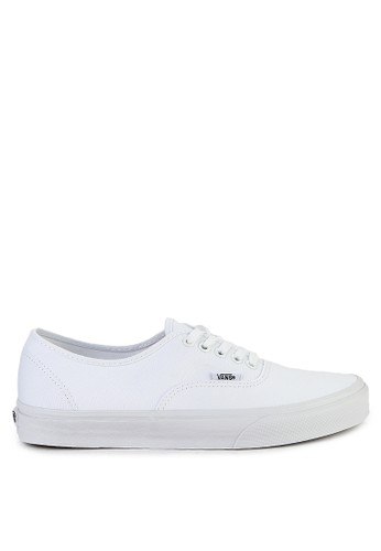 Vans white Ua Authentic 228B5SH13DAA5AGS_1