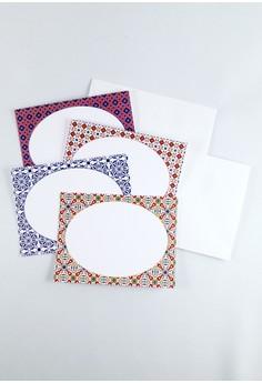 Boheme Mini Notecards Set