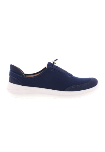 Beira Rio navy Slip On Casual Sneakers BE995SH43XEMHK_1