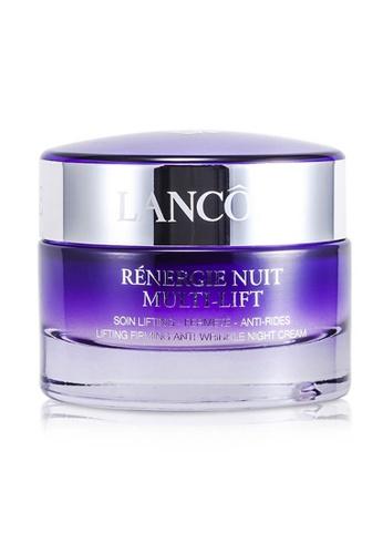 Lancome LANCOME - Renergie Multi-Lift Lifting Firming Anti-Wrinkle Night Cream 50ml/1.7oz EE827BEB5EAF34GS_1