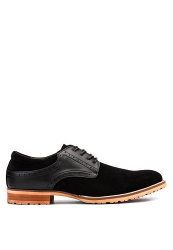 Mendrez black Smart Casual Shoes ME992SH14VWRPH_1