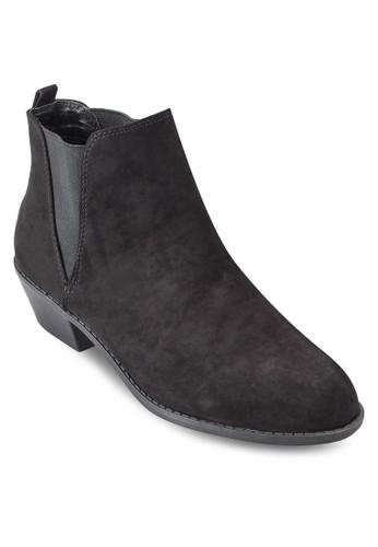 Millie Prarie 粗跟低跟筒靴、 女鞋、 鞋DorothyPerkinsMilliePrarie粗跟低跟筒靴最新折價