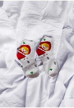 Little Red Riding Hood Character Long Socks