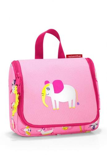 Reisenthel Toiletbag S Kids ABC Friends Pink B2545KC6218A23GS_1