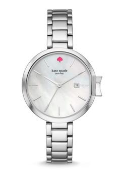 fc8f236f09fe Kate Spade silver Kate Spade Park Row Silver Watch KSW1267 KA433AC0S0CHMY 1