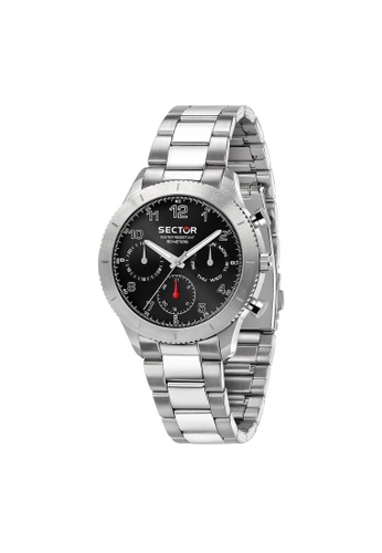 Sector 銀色 Sector 270 41mm 銀色鋼帶腕錶 R3253578015 E3EDFAC7963515GS_1