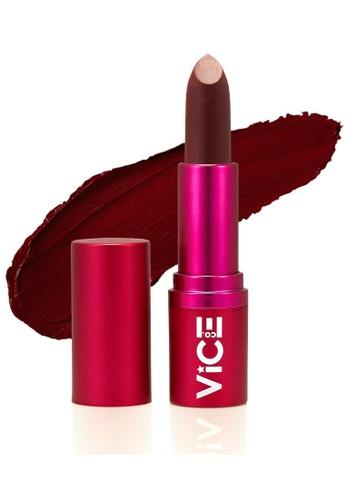 Vice Cosmetics pink Good Vibes Matte Lipstick Kavouge 8DDACBE03893B2GS_1