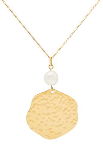 Pastiche gold Haven Necklace 49DB4AC755304BGS_1