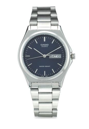 Casio silver Casio Watch MTP-1240D-2ADF E1E06AC12EE320GS_1