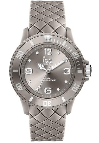 Ice-Watch silver ICE sixty nine - Taupe IC770AC2VU9LHK_1