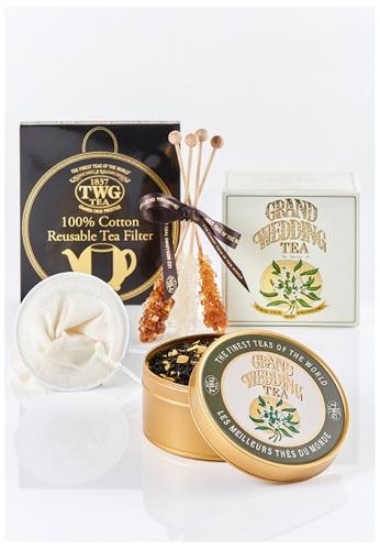 TWG Tea Special Moments Caviar Tea Kit (Grand Wedding Tea) 6A826ESEA9E441GS_1