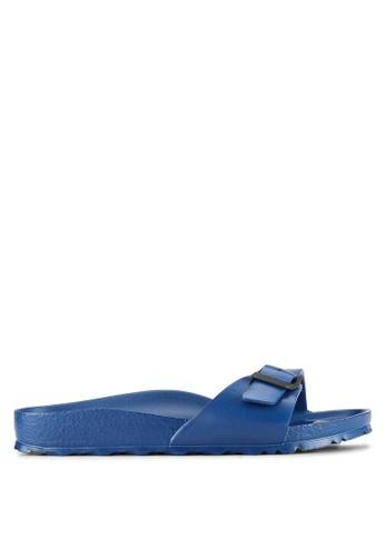 Birkenstock navy Madrid EVA Sandals BI090SH0RTIBMY_1