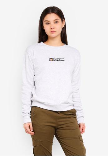 Cotton On grey Ferguson Graphic Crew Sweater F4AB4AA92F8F47GS_1