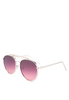 8647a2e32da ALDO pink Cadilinnaww Aviator Sunglasses A807BGL54131A4GS_1