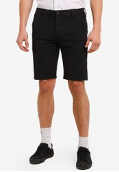 High Cultured black Casual Shorts HI002AA0S1VHMY_1