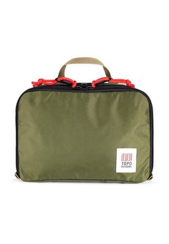 Topo Designs green Topo Designs Pack Bag 5L Olive 3F142AC7917A26GS_1