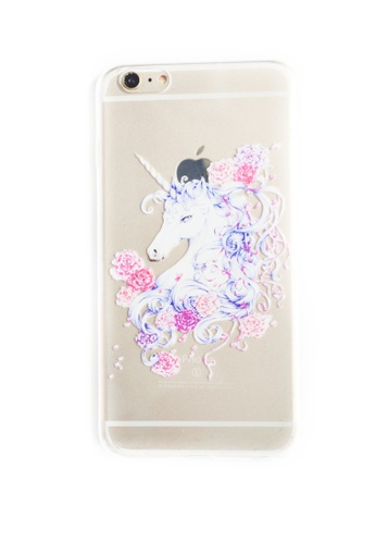 Fancy Cellphone Cases multi Unicorn Soft Transparent Case for iPhone 6plus/6splus FA644AC88YZRPH_1