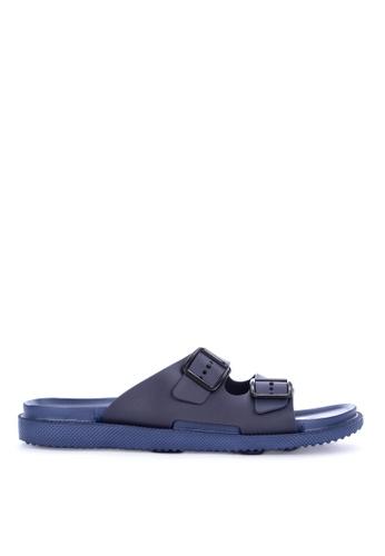 H2Ocean navy Aengus Sandals Slides 0048ASHF1DF8ECGS_1