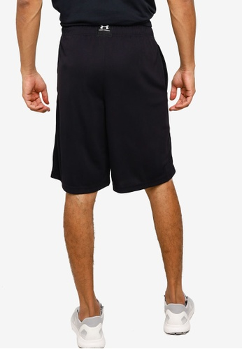 "Under Armour black UA Baseline 10"" Shorts UN337AA0SU5DMY_1"