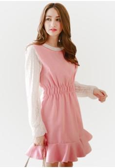 Lovely Day Frilly Dress