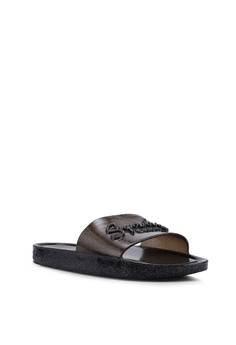 189cafef4759 30% OFF Superdry Superdry Moulded Pool Sliders S  40.00 NOW S  27.90 Sizes  S M L