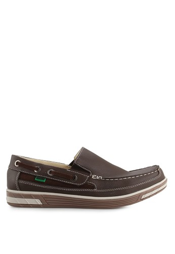 Sneakers Shoes brown Dony Slip On SN532SH18SANID_1