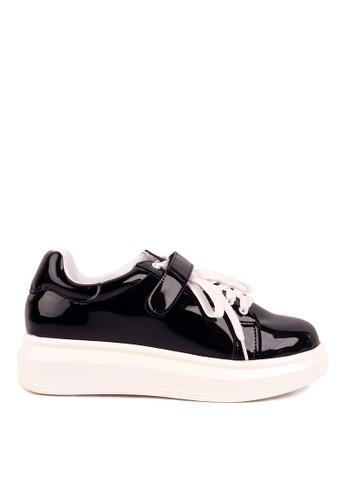 CLARETTE black Clarette Sneakers Shelby Black CL076SH86QMJID_1