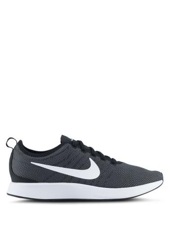 Nike black Men's Nike Dualtone Racer Shoes NI126SH0STRLMY_1
