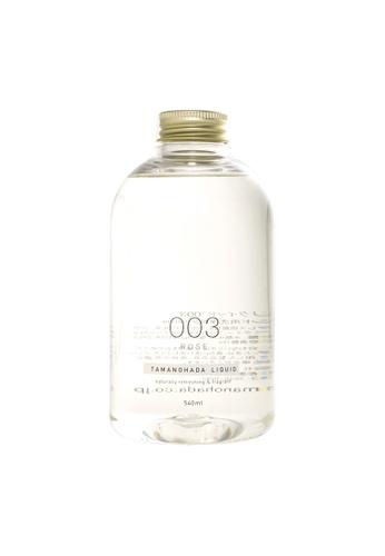 TAMANOHADA TAMANOHADA 003 Rose Shower Gel 540ml 738DEBE3BDE69DGS_1