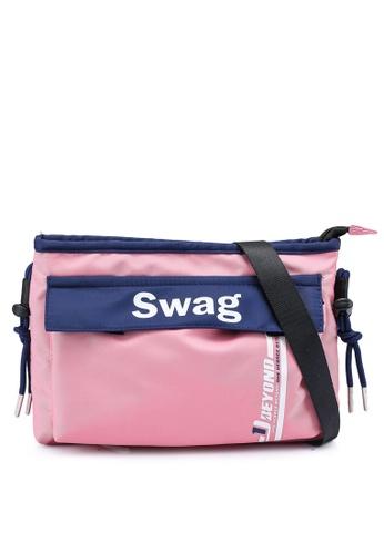 361° pink Sports Life Satchel FFA51AC90A0600GS_1
