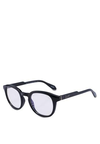 Quay Australia 黑色 WALK ON Glasses 022D8GLBEDD3DDGS_1