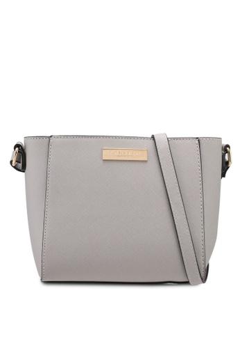 Carvela KG grey Ronnie Small Crossbody Bag 4905EAC074EB36GS_1