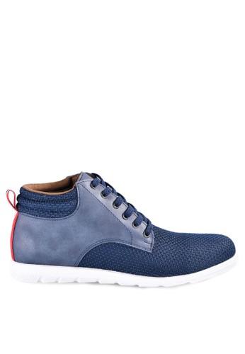 Sogno navy Sepatu Sneakers Casual GHS 011 ADAD8SH30FCB1AGS_1