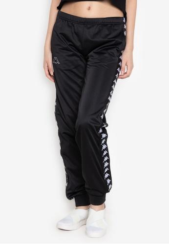 Kappa black Ladies Athletic Long Pants FCD6DAAF3F3B44GS_1