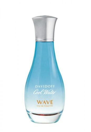DAVIDOFF blue DAVIDOFF Cool Water Wave Woman Eau de Toilette 50ml F87ECBE3B5BACEGS_1