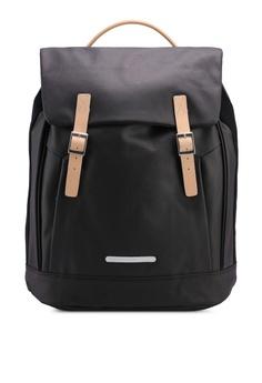 44f7689dfcce Rawrow black Rugged Canvas R 312 Backpack E1193AC5874846GS 1