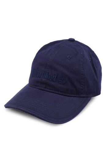 Timberland blue Timberland Logo Cap 8A499AC494B1C7GS_1