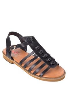Aubrey Flat Sandals