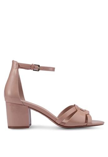 ALDO beige Agreidia Heels A03B5SHB1B78FAGS_1
